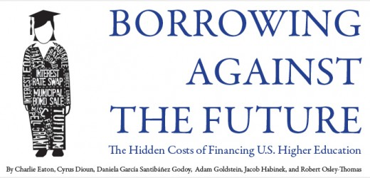 Borrowing Against The Future
